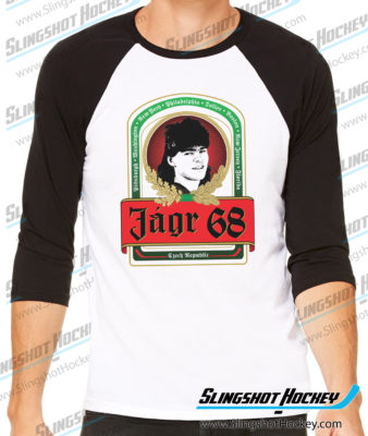 jagr-68-raglan-black-white