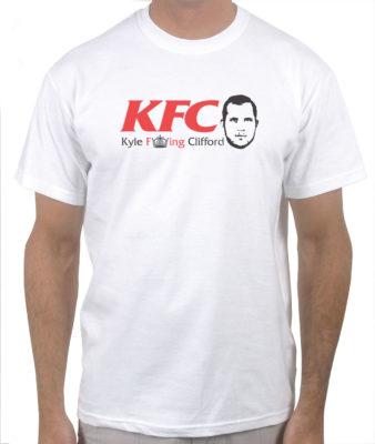 kfc-white-tshirt