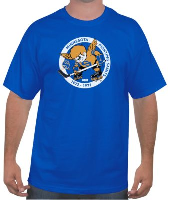 minnesota-fighting-saints-royal-blue-tshirt