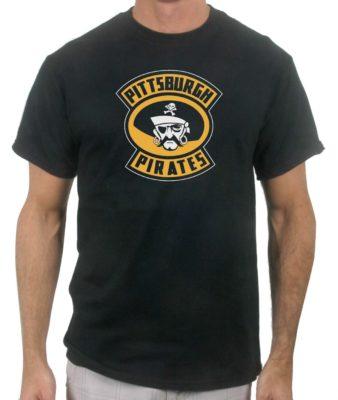 pittsburgh-pirates-hockey-black-tshirt