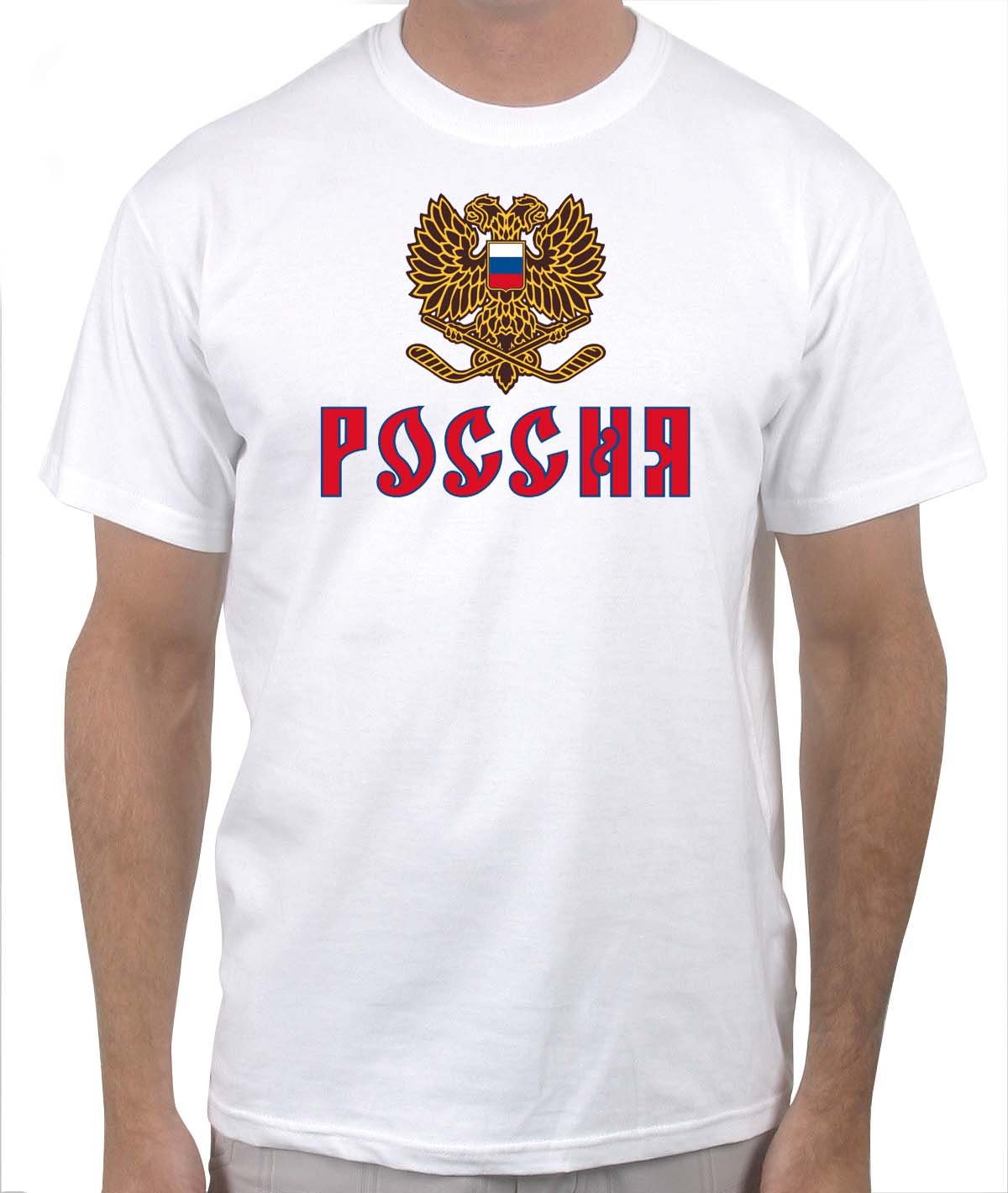 russian national ice hockey team t shirt