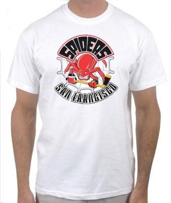 san-francisco-spiders-hockey-white-tshirt