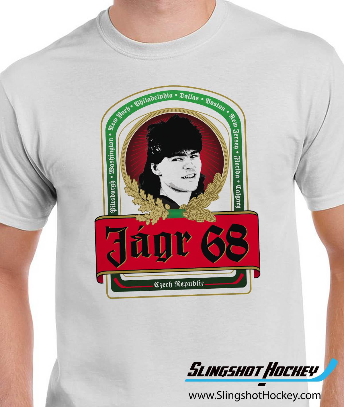 b9a70dceac45 Jagr 68 Shirt Sale! - Slingshot Hockey
